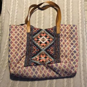 Handbags - Patterned & Sequenced bag/purse